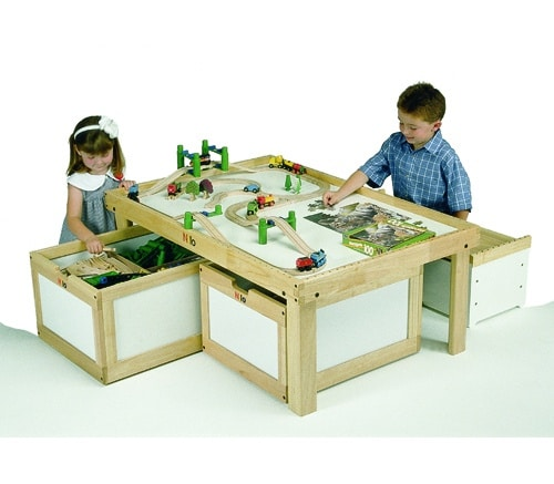 Charmant N51N U2013 Nilo® Multi Activity Childrens Play Table ...