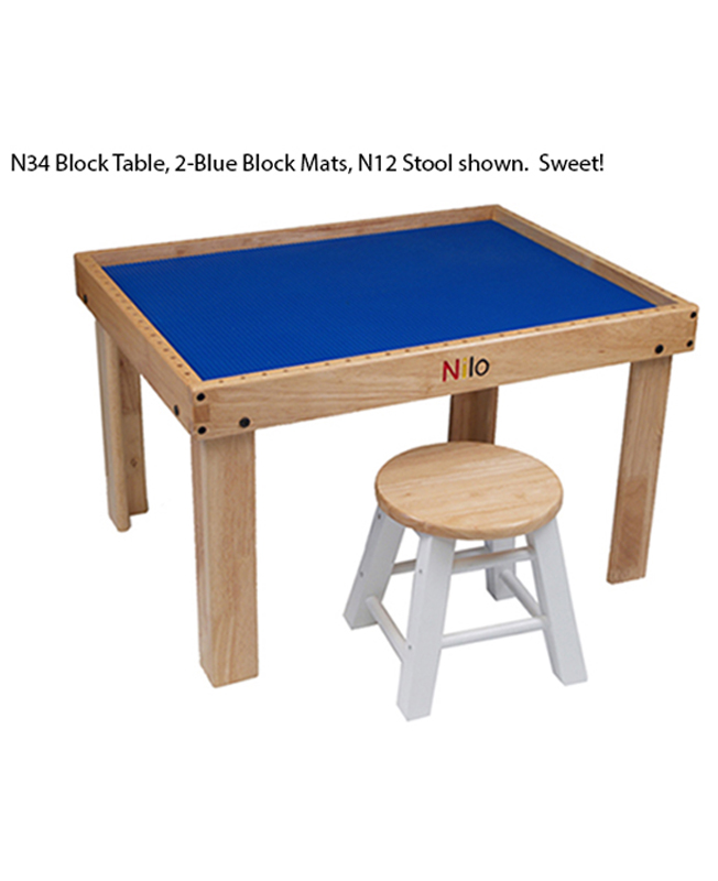 N34W U2013 Nilo® Lego Table ...