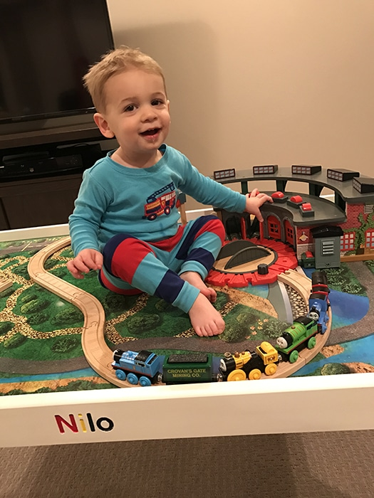 Kids Activity Table | Lego Table | Train Table | Thomas | Nilo